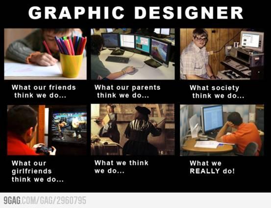Being Graphic Designer Jakarta - 1