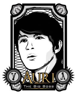 graphic design jakarta - flux auri