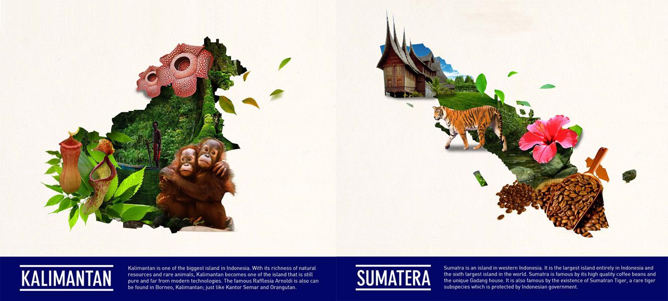 Graphic Design Jakarta - Weird Case of Kevin 2
