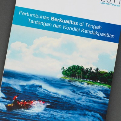 jasa annual report design
