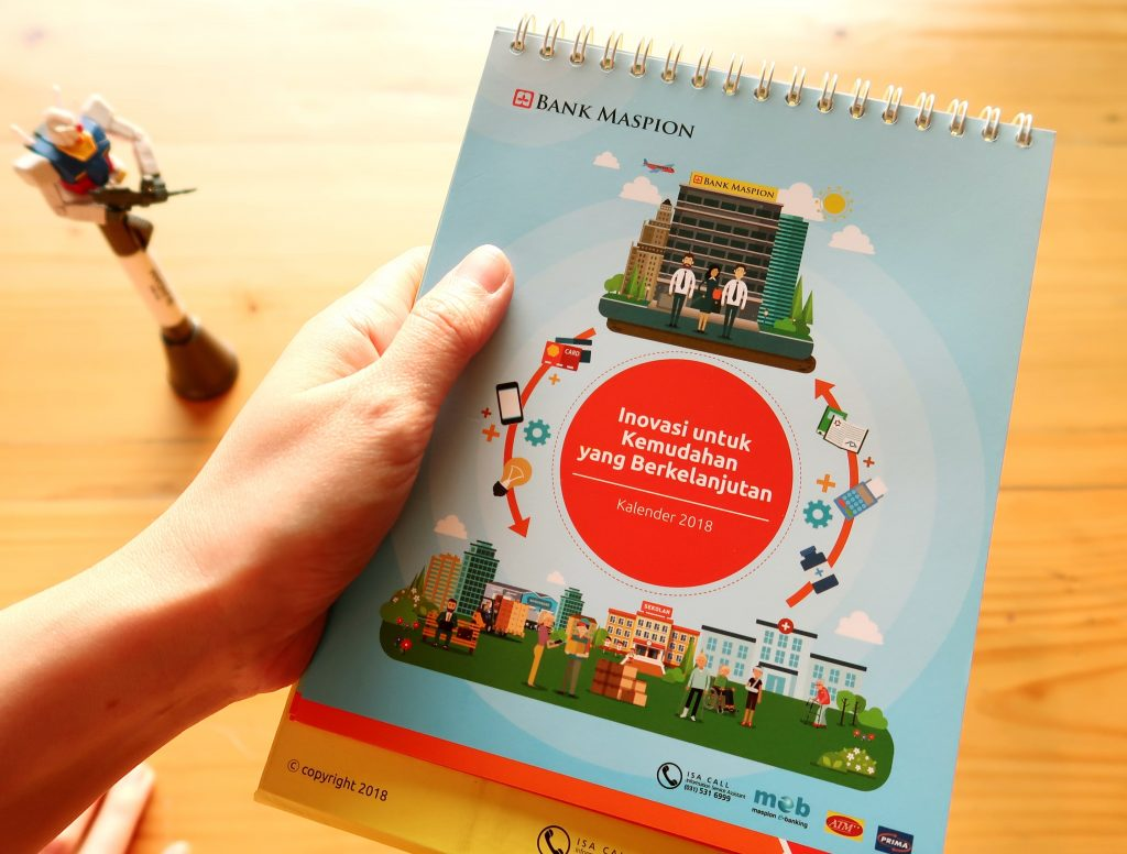calendar design jakarta