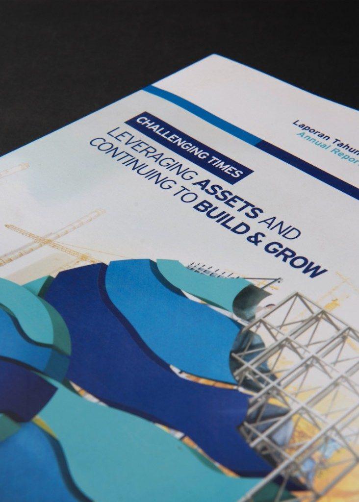 jasa pembuatan annual report