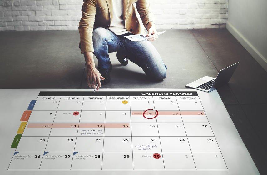 desain kalender jakarta
