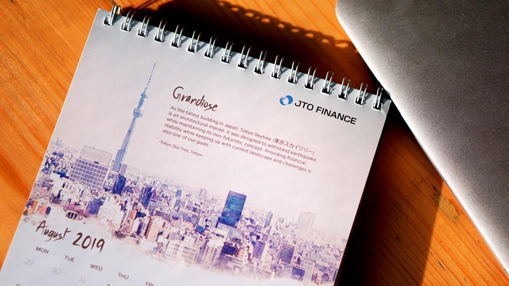 jasa desain kalender