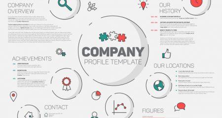 desing company profile